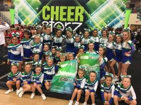 Cheerstarz, Bel Air, MD