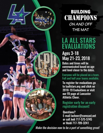 EVALUATIONS 2018